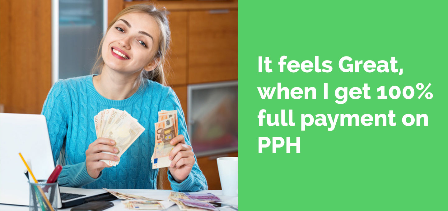 PPH means happiness