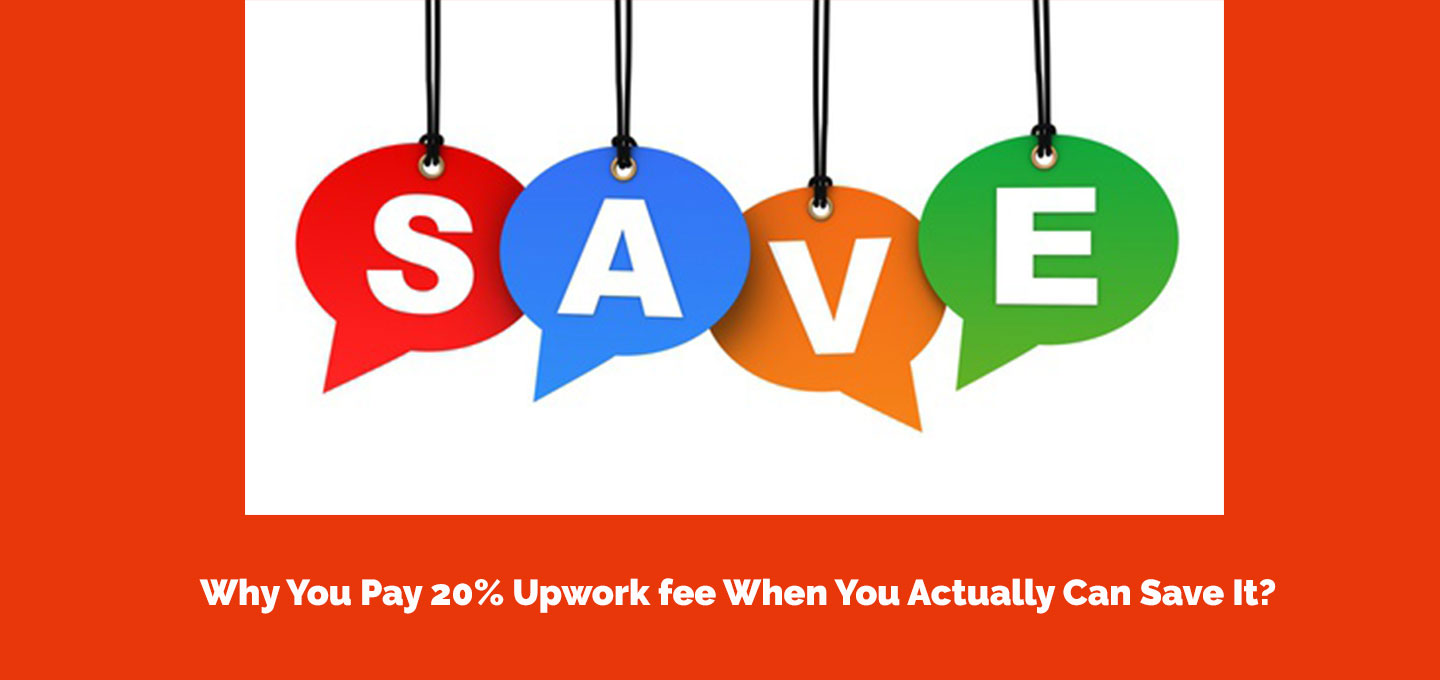 Boycott upwork and save 20 percent